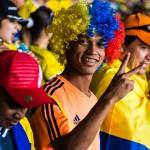Colombia – Grekland /  bilderna !