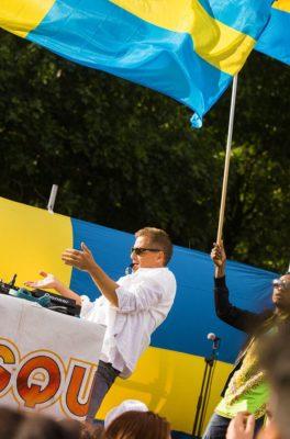 thomasgylling flagga